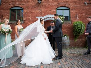 James and Colleen's wedding in Toronto, Ontario 52