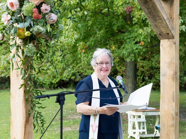 Matt and Claire's wedding in Belwood, Ontario 45