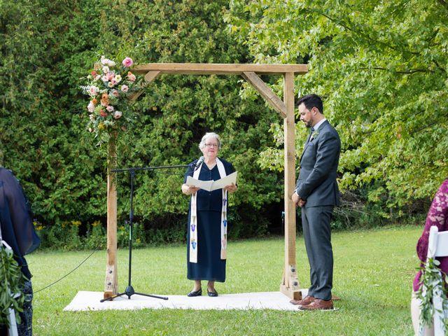 Matt and Claire's wedding in Belwood, Ontario 46