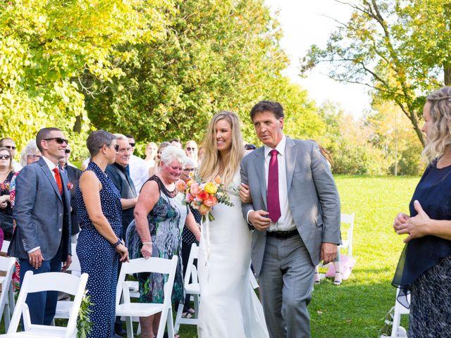 Matt and Claire's wedding in Belwood, Ontario 47