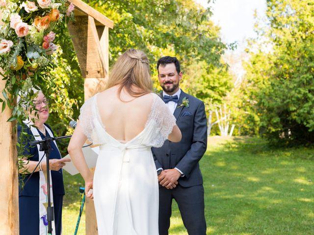 Matt and Claire's wedding in Belwood, Ontario 48