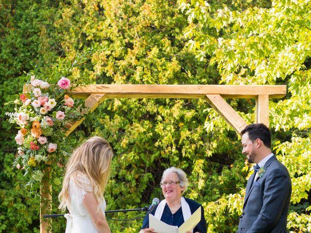 Matt and Claire's wedding in Belwood, Ontario 50