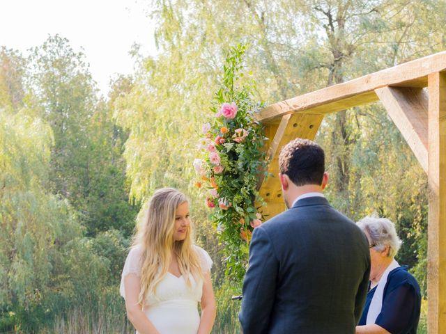 Matt and Claire's wedding in Belwood, Ontario 52