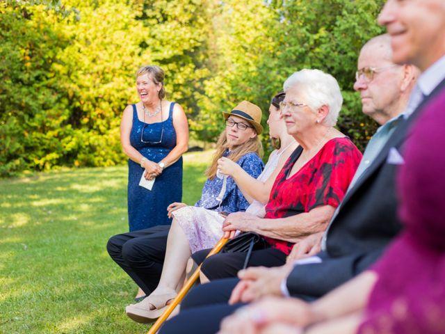 Matt and Claire's wedding in Belwood, Ontario 59