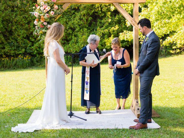 Matt and Claire's wedding in Belwood, Ontario 61