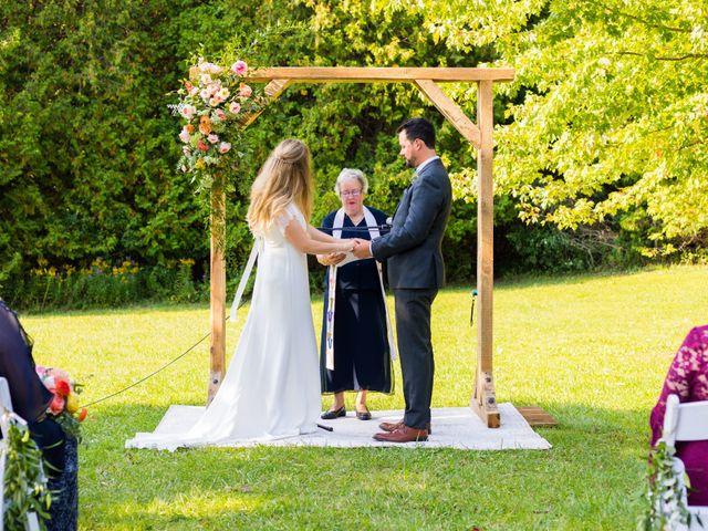 Matt and Claire's wedding in Belwood, Ontario 66