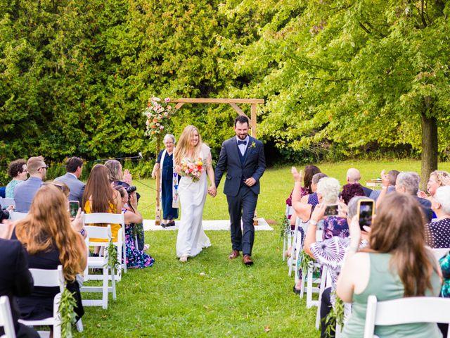 Matt and Claire's wedding in Belwood, Ontario 70