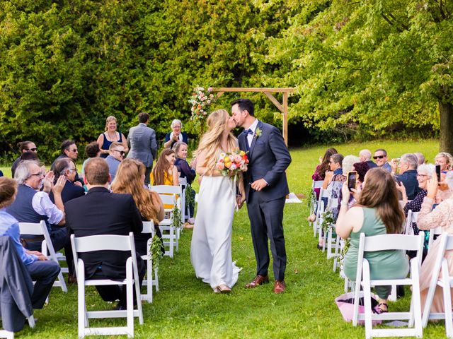 Matt and Claire's wedding in Belwood, Ontario 71
