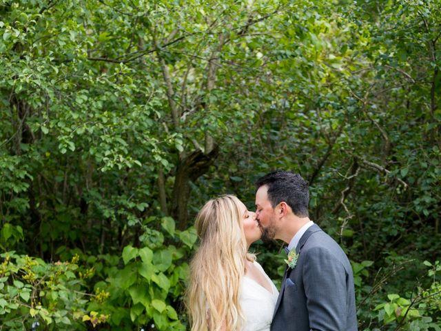 Matt and Claire's wedding in Belwood, Ontario 2