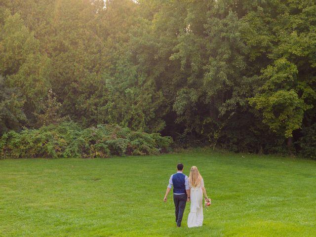 Matt and Claire's wedding in Belwood, Ontario 76