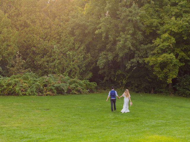 Matt and Claire's wedding in Belwood, Ontario 78