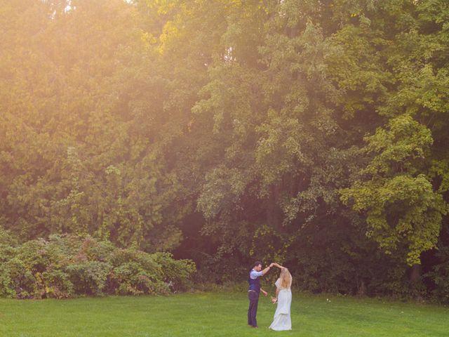 Matt and Claire's wedding in Belwood, Ontario 80