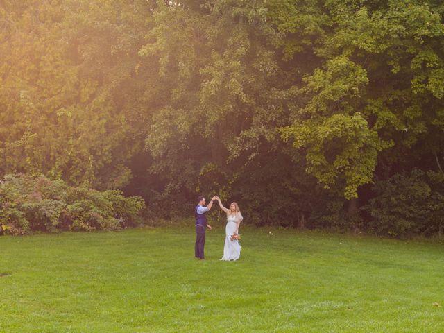 Matt and Claire's wedding in Belwood, Ontario 81
