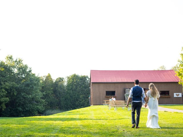 Matt and Claire's wedding in Belwood, Ontario 83