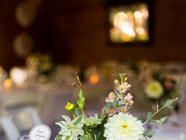 Matt and Claire's wedding in Belwood, Ontario 100