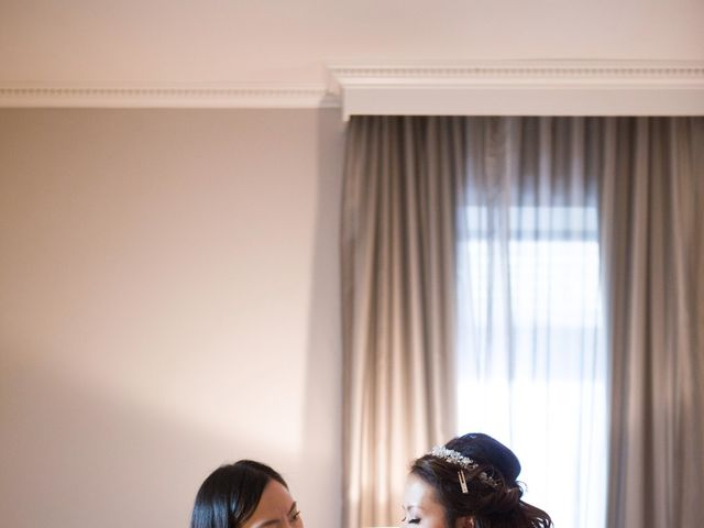James and Colleen's wedding in Toronto, Ontario 4