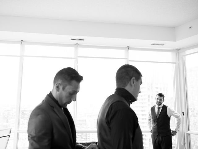 James and Colleen's wedding in Toronto, Ontario 12