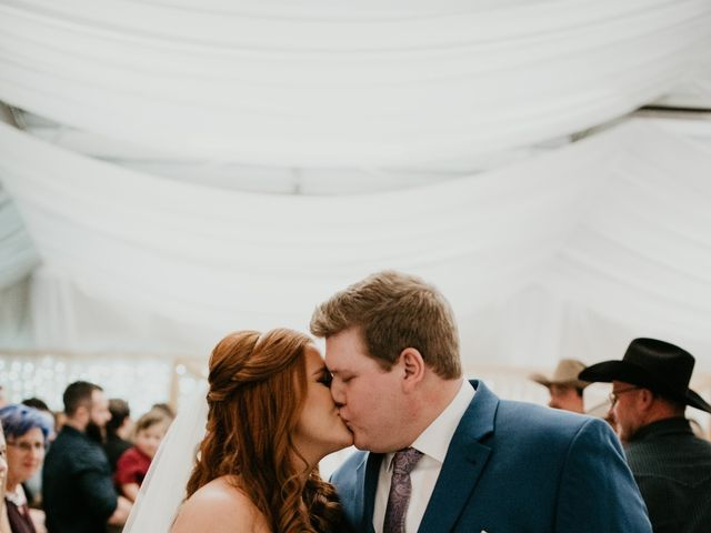 The wedding of Victoria and Jordan