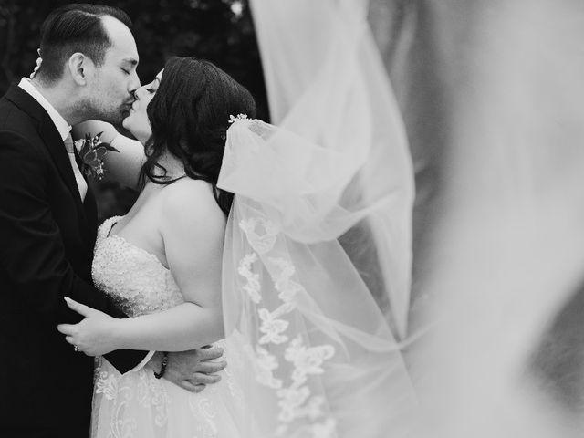 The wedding of Alissa and Ryan