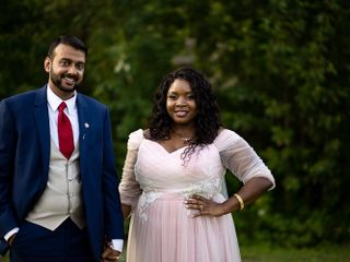 The wedding of Temi and Hemant 3