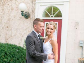 The wedding of Jenn and Mark 1