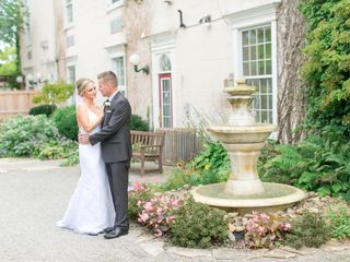 The wedding of Jenn and Mark