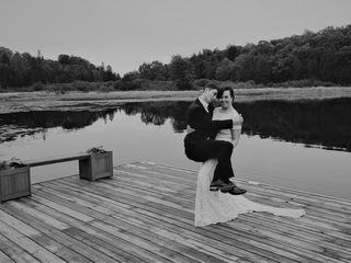 The wedding of Jade and Ian