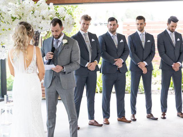 Drew and Julia's wedding in Cambridge, Ontario 7
