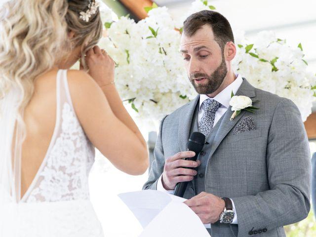 Drew and Julia's wedding in Cambridge, Ontario 8