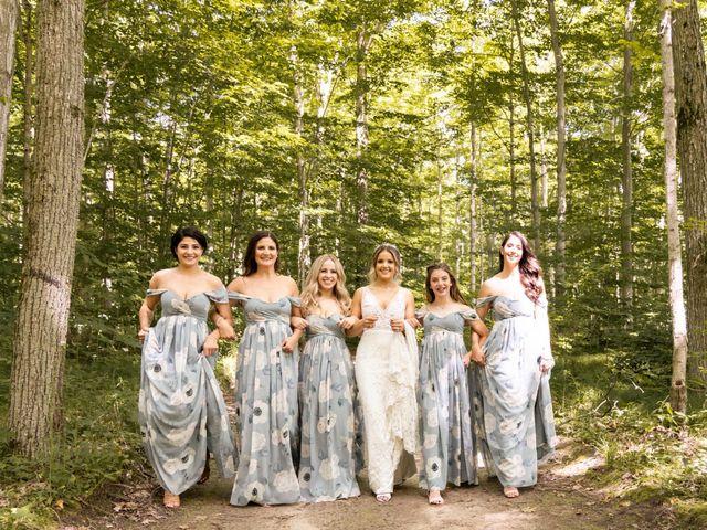 Drew and Julia's wedding in Cambridge, Ontario 2