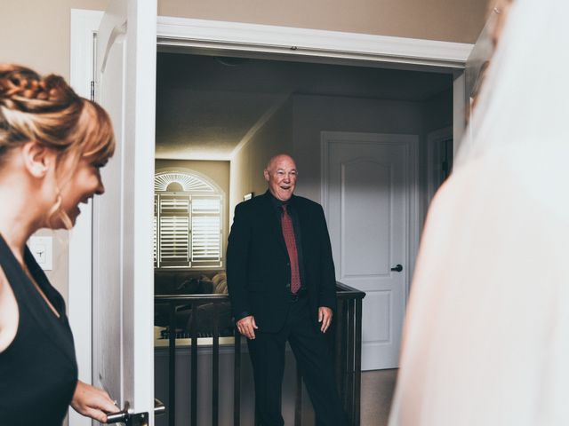Peter and Ryleigh's wedding in Hamilton, Ontario 7