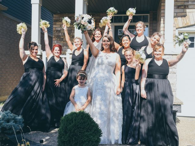 Peter and Ryleigh's wedding in Hamilton, Ontario 10