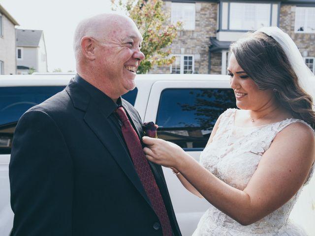 Peter and Ryleigh's wedding in Hamilton, Ontario 12