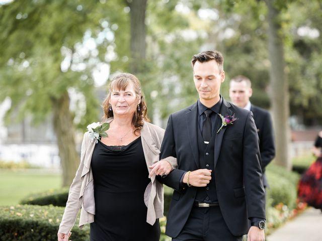 Peter and Ryleigh's wedding in Hamilton, Ontario 14