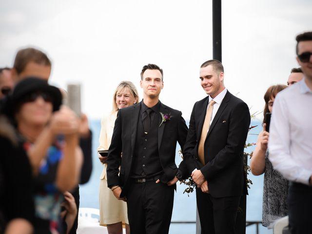 Peter and Ryleigh's wedding in Hamilton, Ontario 18