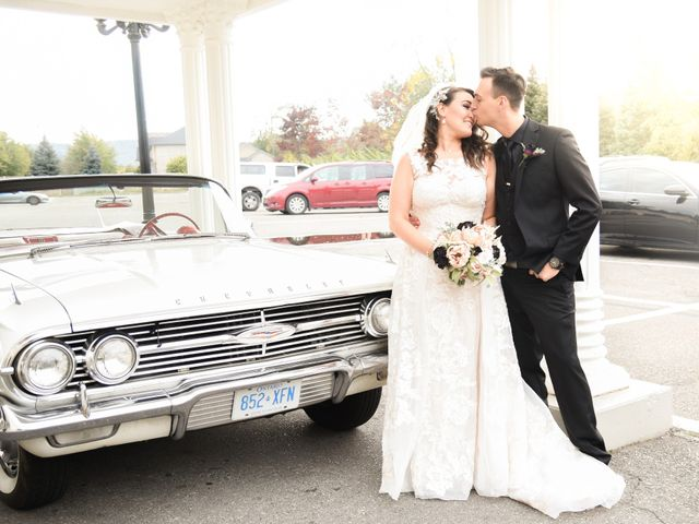 Peter and Ryleigh's wedding in Hamilton, Ontario 34