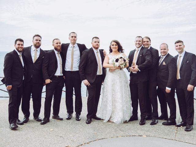 Peter and Ryleigh's wedding in Hamilton, Ontario 39