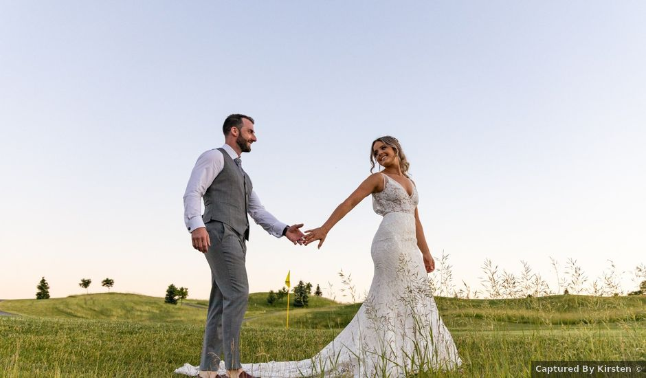 Drew and Julia's wedding in Cambridge, Ontario