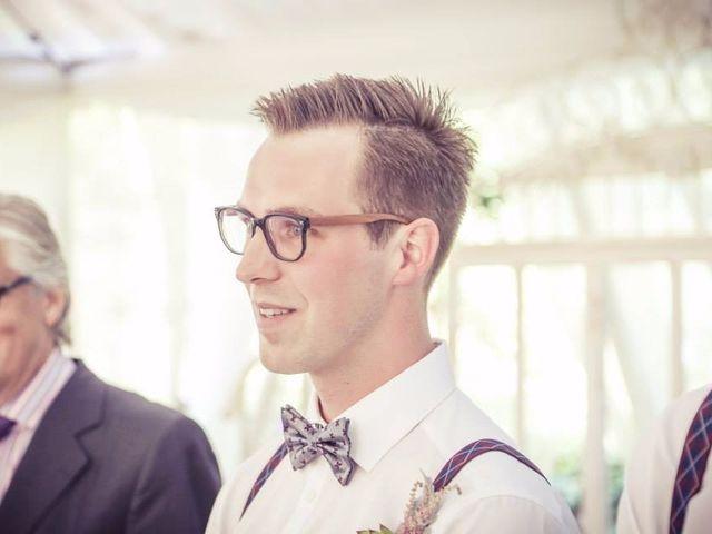 Adrian and Katelyn's wedding in Mono, Ontario 9