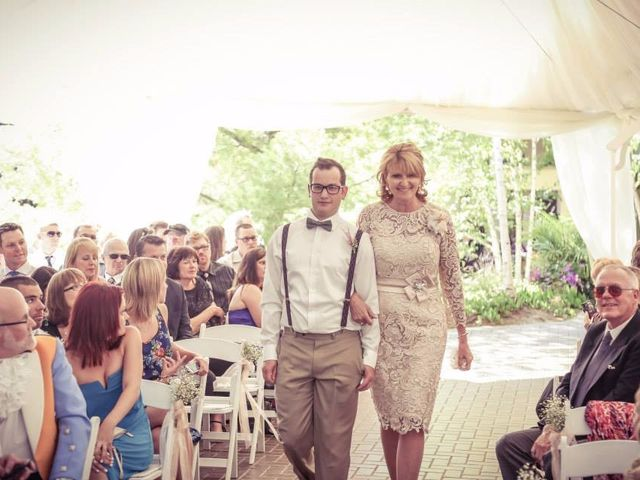 Adrian and Katelyn's wedding in Mono, Ontario 10