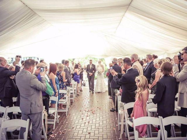 Adrian and Katelyn's wedding in Mono, Ontario 12