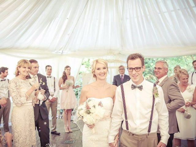 Adrian and Katelyn's wedding in Mono, Ontario 16