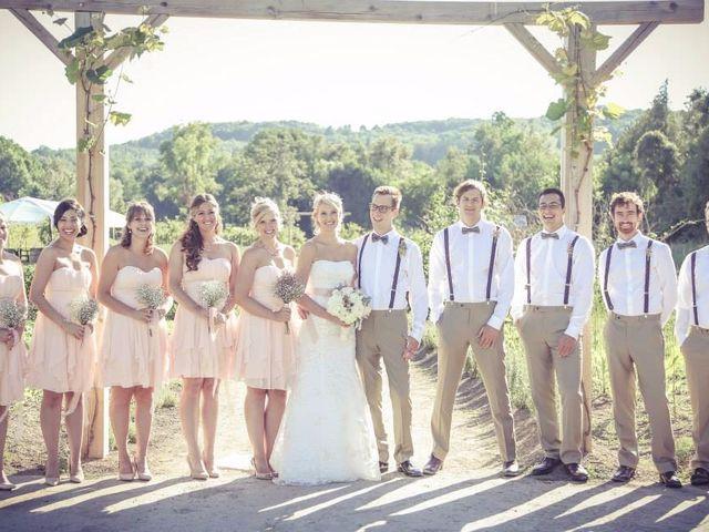 Adrian and Katelyn's wedding in Mono, Ontario 21