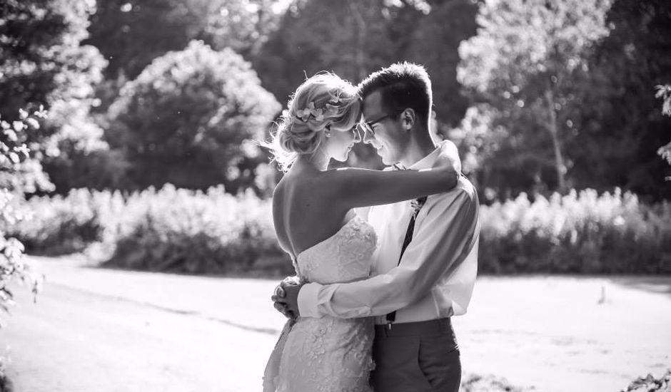 Adrian and Katelyn's wedding in Mono, Ontario