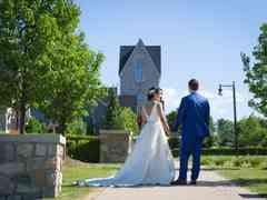 The wedding of Fatima and David 1
