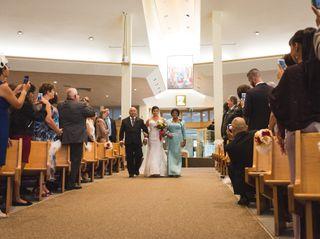 The wedding of Jennifer and Travis 2