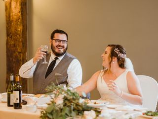 The wedding of Katharine  and Timothy  1
