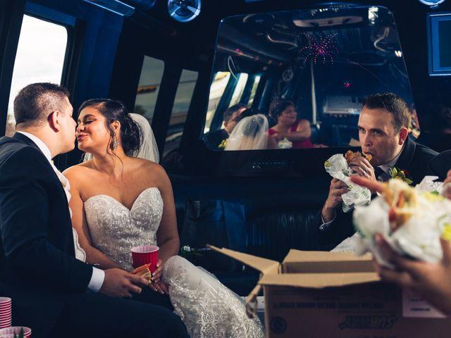 Travis and Jennifer's wedding in Calgary, Alberta 7