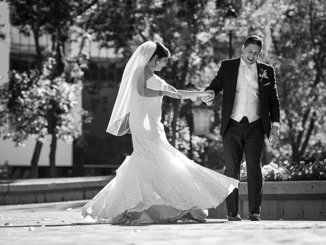 Travis and Jennifer's wedding in Calgary, Alberta 15