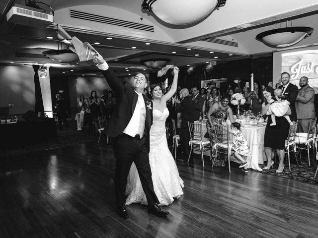 Travis and Jennifer's wedding in Calgary, Alberta 20